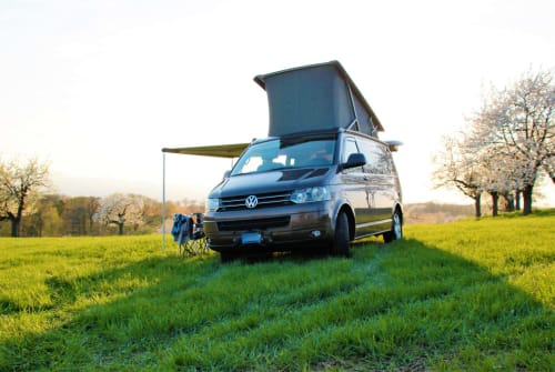 Hire a motorhome in Dresden from private owners  Volkswagen Icke