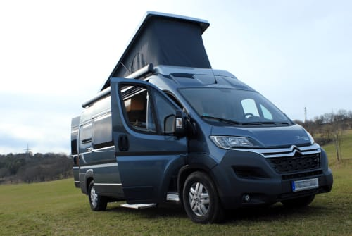 Hire a motorhome in Neunkirchen am Brand from private owners| Pössl Hans