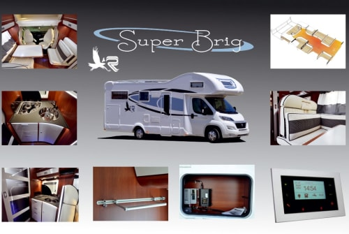 Hire a motorhome in Stuttgart from private owners| Rimor MietMich