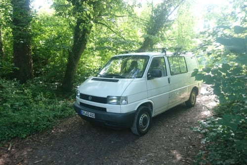 Hire a motorhome in Karlsruhe from private owners| Volkswagen  Mr T.