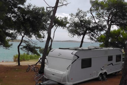 Hire a motorhome in Breitenbrunn from private owners| TEC Moby Dick