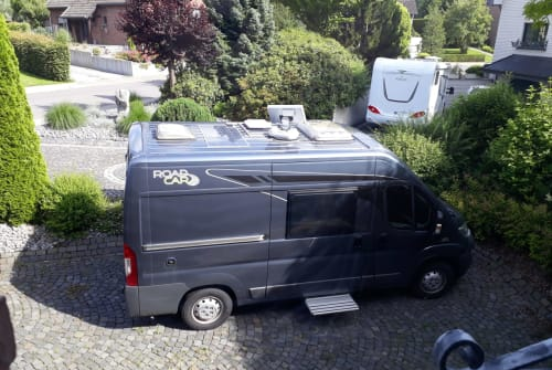Hire a motorhome in Aachen from private owners| Roadcar 540 Ducky