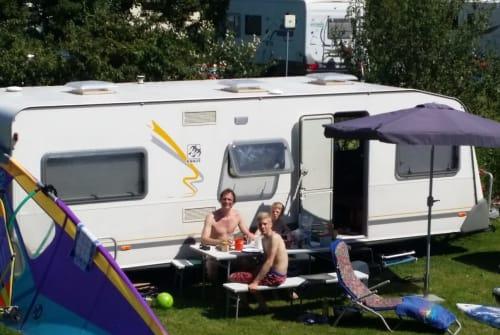 Hire a motorhome in Grefrath from private owners| Knaus Wohlfühl-Raumgleiter für 4+ Personen