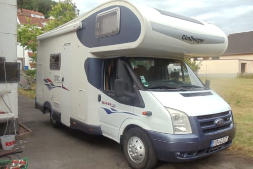 Hire a motorhome in Lützelbach from private owners| Ford Alko