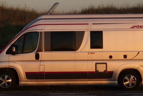 Hire a motorhome in Oberaudorf from private owners  Pössl InnStyle 2+1