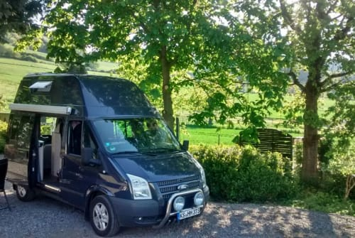 Hire a motorhome in Kassel from private owners| Ford Nuggi
