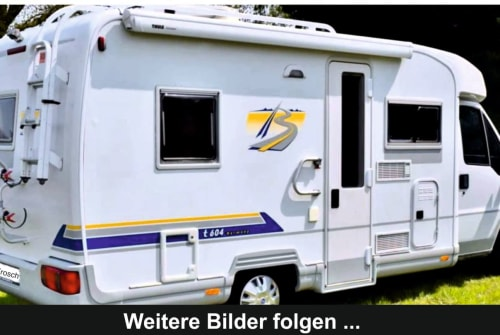 Hire a motorhome in Bahlingen am Kaiserstuhl from private owners| Fiat Frosch
