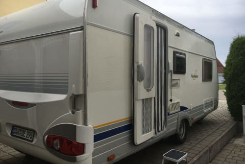 Hire a motorhome in Schongau from private owners  Bürstner  Emma