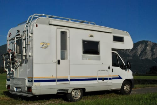 Hire a motorhome in München from private owners| Fiat  535 - 2 Active