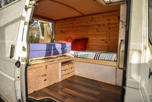 Hire a motorhome in Bremen from private owners| Volkswagen Bulli