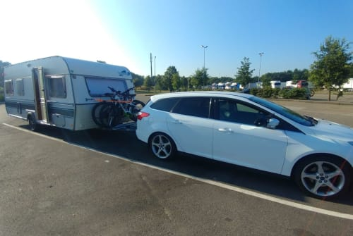 Hire a motorhome in Niederfischbach from private owners| Fent Diamant  Melia