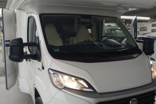 Hire a motorhome in Bad Tölz from private owners  XGO SANDIK Automati