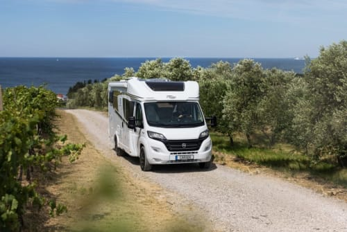 Hire a motorhome in Gengenbach from private owners| Carado  WoMo