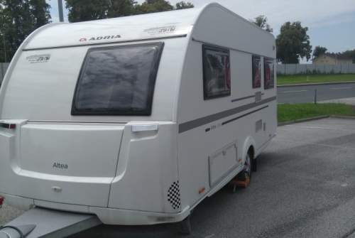 Hire a motorhome in Sankt Paul im Lavanttal from private owners| Adria  DÜPPY