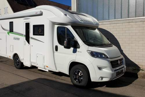 """Hire a motorhome in Waldshut-Tiengen from private owners