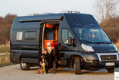 Hire a motorhome in Niederkrüchten from private owners| Fiat Dexter 2