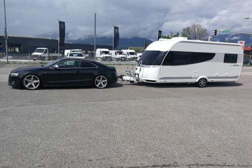 Hire a motorhome in Villach from private owners| HOBBY Premium  JASILE