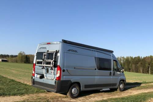 Hire a motorhome in Berlin from private owners| Fiat Ducato - Pössl Bea