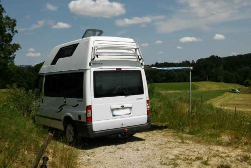 Hire a motorhome in Berlin from private owners| Ford Nugget Flotte Lise