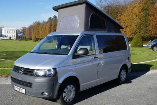 Hire a motorhome in Salzburg from private owners| VW Amadeus