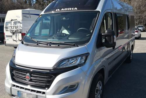 Hire a motorhome in Wolfenbüttel from private owners| Fiat Ducato Adria