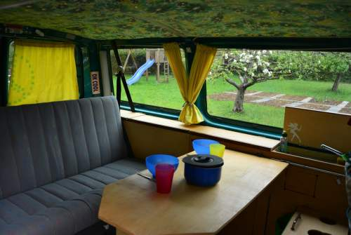 Hire a motorhome in Linz from private owners| VW Helga