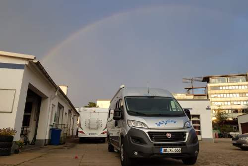 Hire a motorhome in Dresden from private owners| SunLiving   Basti´s 2018