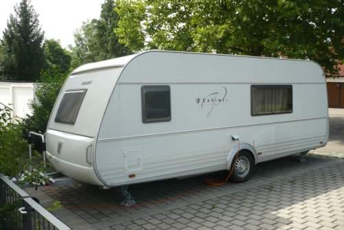 Hire a motorhome in Ebenthal in Kärnten from private owners| Tabbert Leo da Vinci