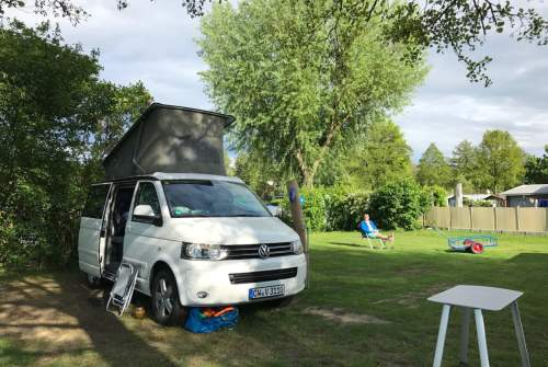 Hire a motorhome in Berlin from private owners| Volkswagen  Rosinante