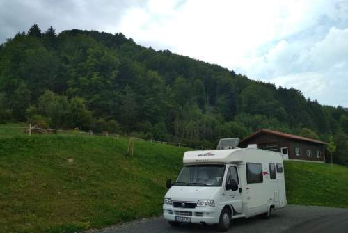 Hire a motorhome in Berlin from private owners| Fiat Juan