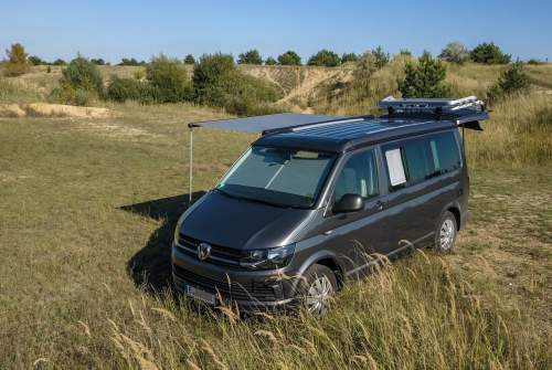 Hire a motorhome in Berlin from private owners| Volkswagen Bennybus T6 California Coast