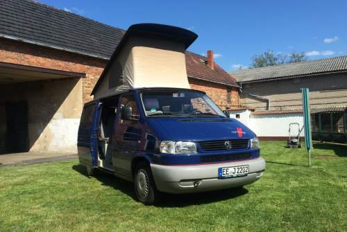 Hire a motorhome in Rauma from private owners| VW Ted