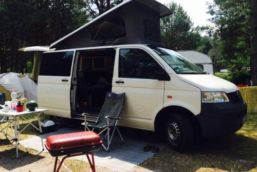 Hire a motorhome in Berlin from private owners| VW Mine-Luisa
