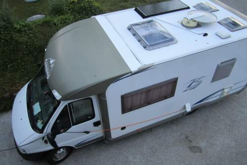 Hire a motorhome in Reifnitz from private owners| Fiat Ducato WOHMI