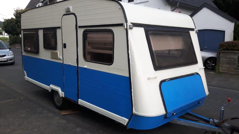 Hire motorhome Vintage Wohnwagen in Bad Honnef